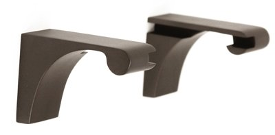 Alno A6850 Shelf Brackets Only (priced Per Pair)